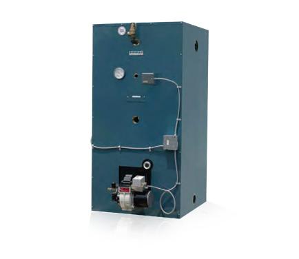 Forced Draft Water Boiler Fd series